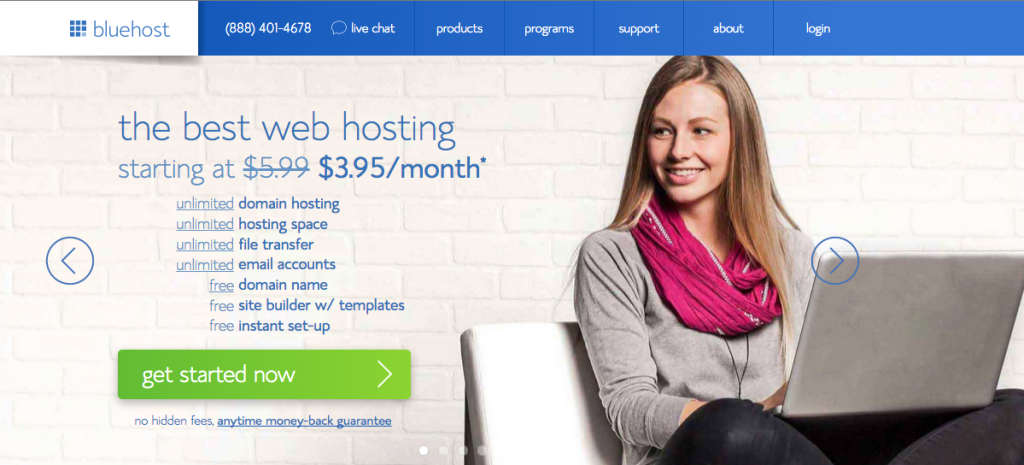how to setup a wordpress site