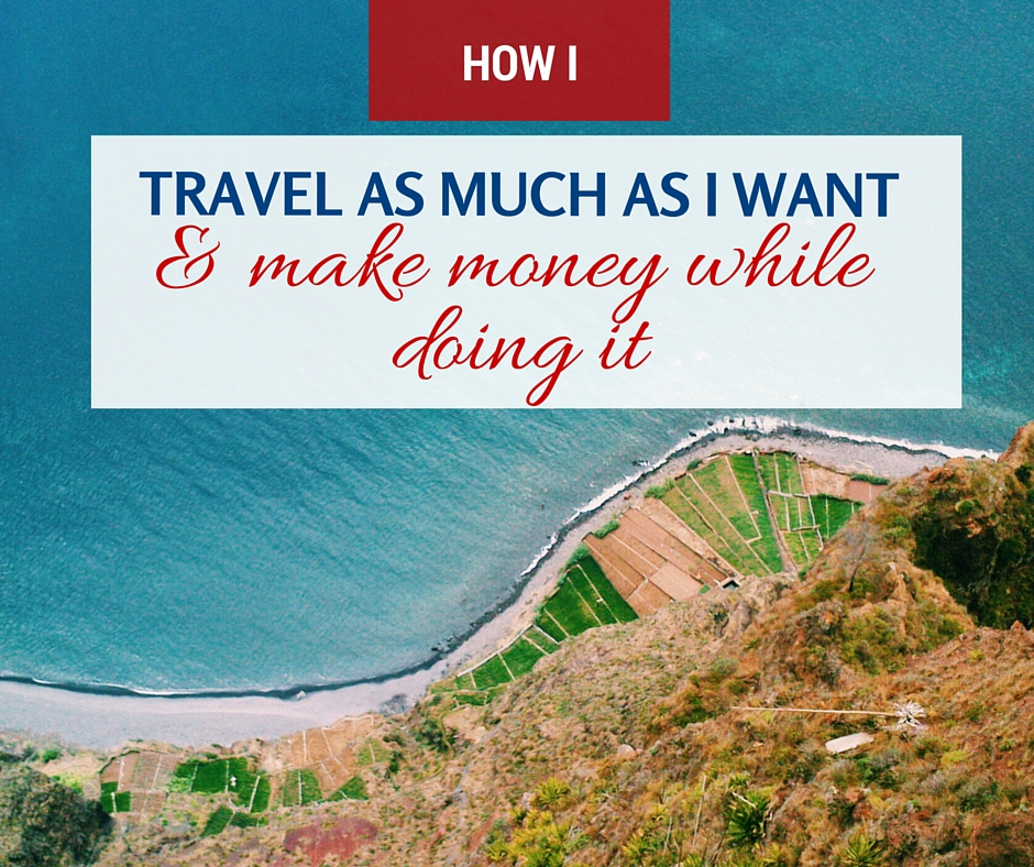 How to Become a Digital Nomad: 4 Ways I Make Money While Traveling