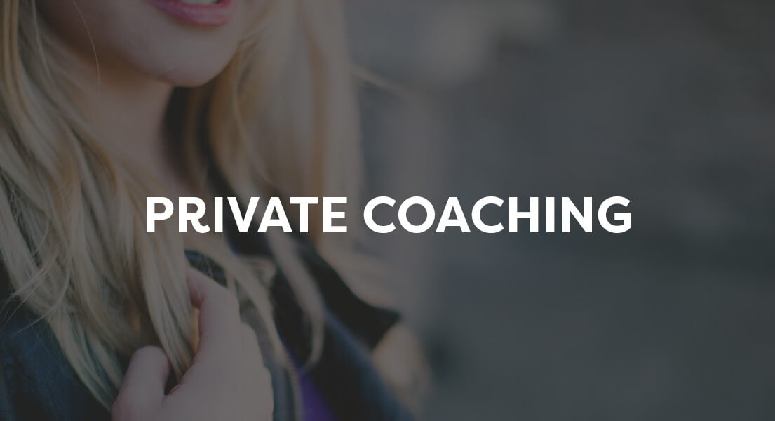 Private Coaching