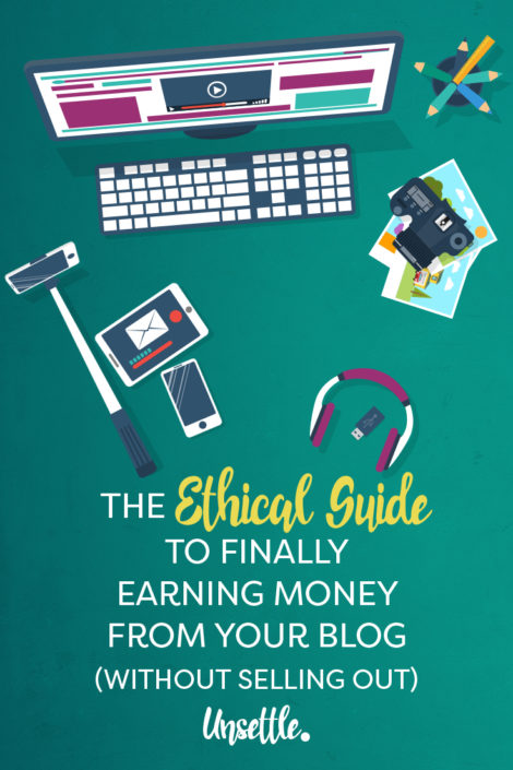 how do blogs make money?